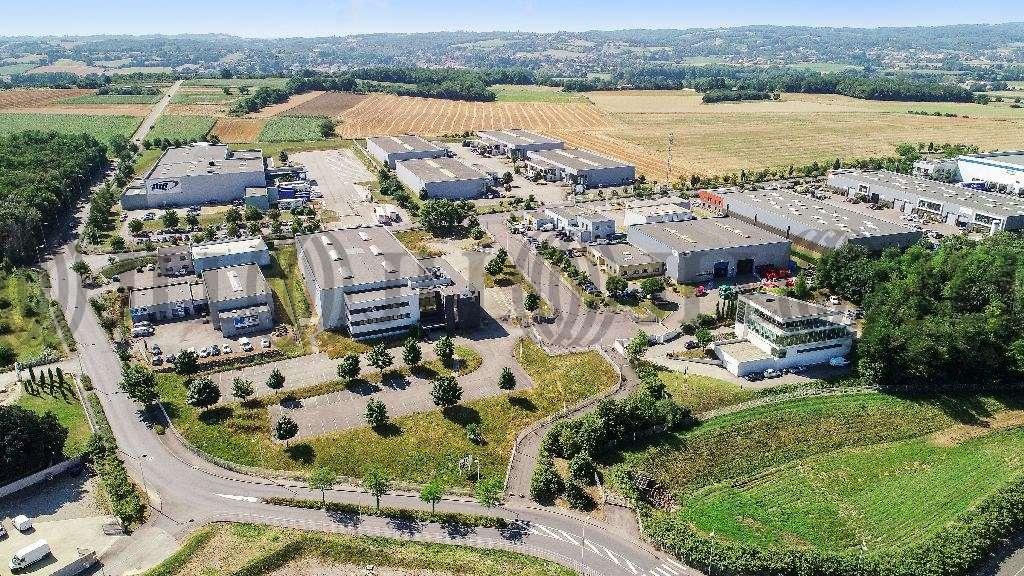 Activités/entrepôt Chaponnay, 69970 - Bâtiment mixte à louer - Proche Lyon - 9642223