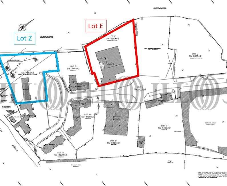 Activités/entrepôt La courneuve, 93120 - Espace Mermoz - 9642290