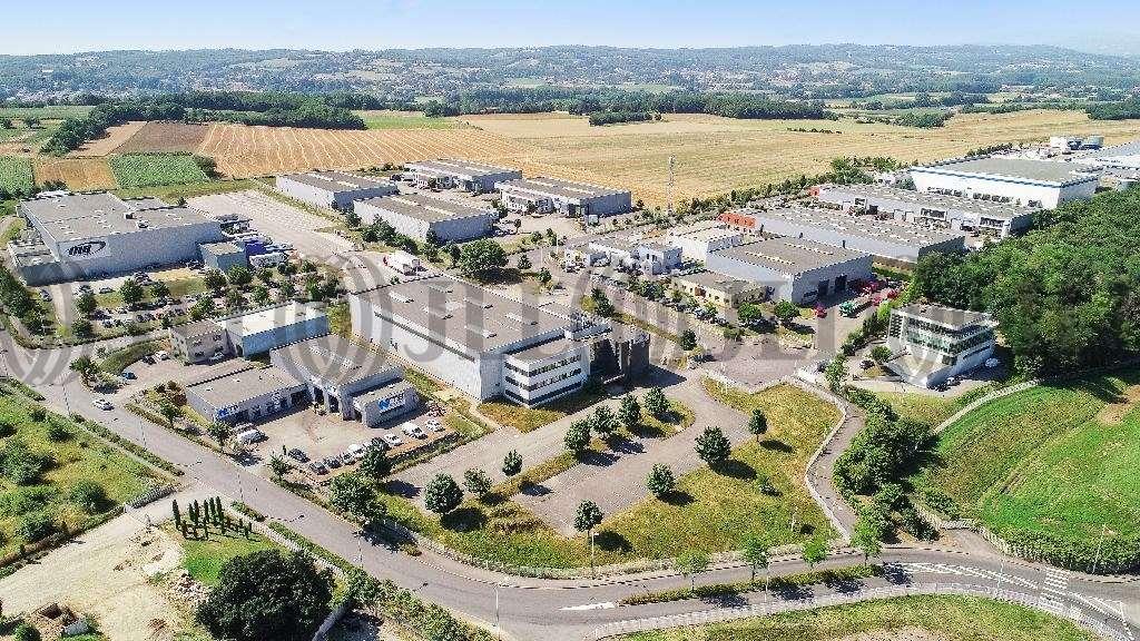 Activités/entrepôt Chaponnay, 69970 - Bâtiment mixte à louer - Proche Lyon - 9643684