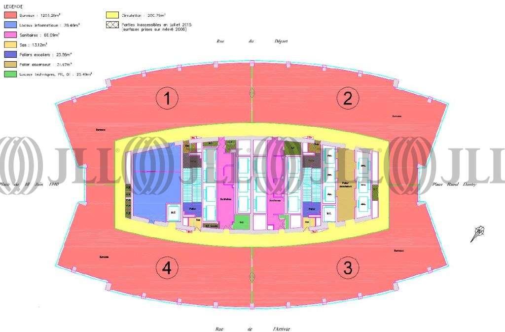 Bureaux Paris, 75015 - TOUR MONTPARNASSE - 9646438
