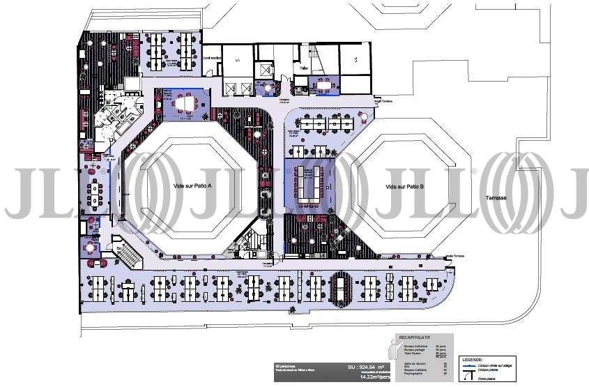 Bureaux Paris, 75001 - LE MADELEINE (EX LES TROIS QUARTIERS) - 9646448