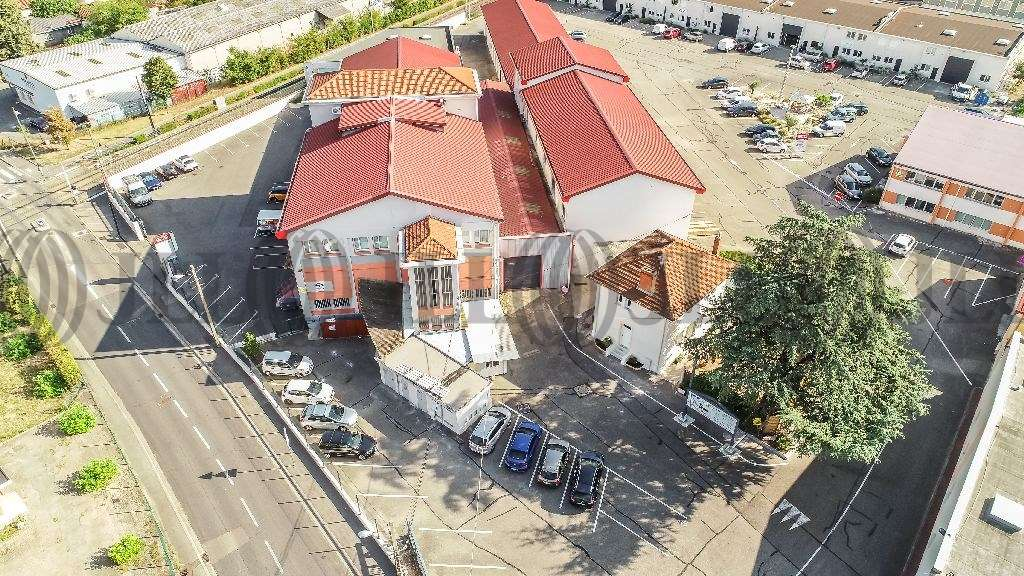 Activités/entrepôt Decines charpieu, 69150 - Parc Wilson - Location Décines-Charpieu - 9646455