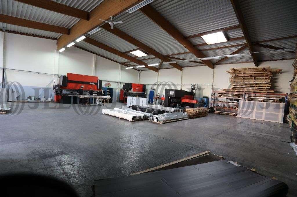 Activités/entrepôt Decines charpieu, 69150 - Parc Wilson - Location Décines-Charpieu - 9646663