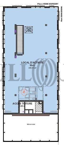 Bureaux Lyon, 69002 - L'ORANGERIE - 9647574