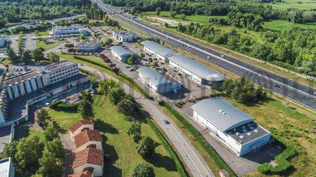 Activités/entrepôt Villefontaine, 38090 - Batiment mixte à vendre Lyon Nord-Isère - 9647756