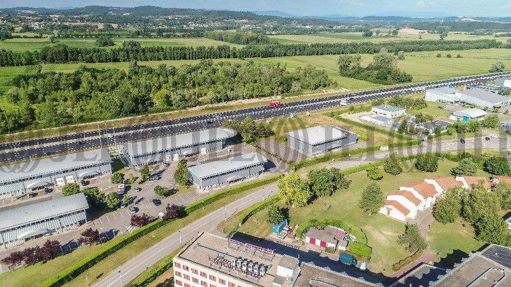 Activités/entrepôt Villefontaine, 38090 - Batiment mixte à vendre Lyon Nord-Isère - 9647757