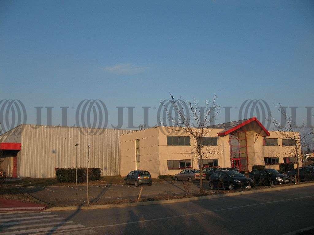 Activités/entrepôt Genas, 69740 - Location entrepot Genas - Lyon Est - 9648458
