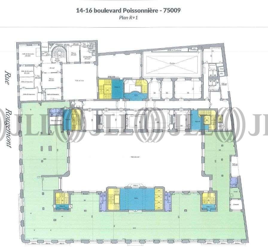 Bureaux Paris, 75009 - 14-16 BOULEVARD POISSONNIERE - 9659143
