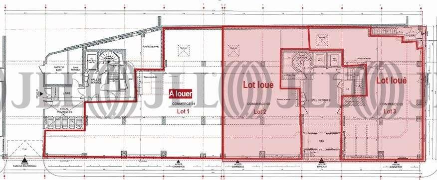Bureaux Lyon, 69003 - LE 107 - 9663174