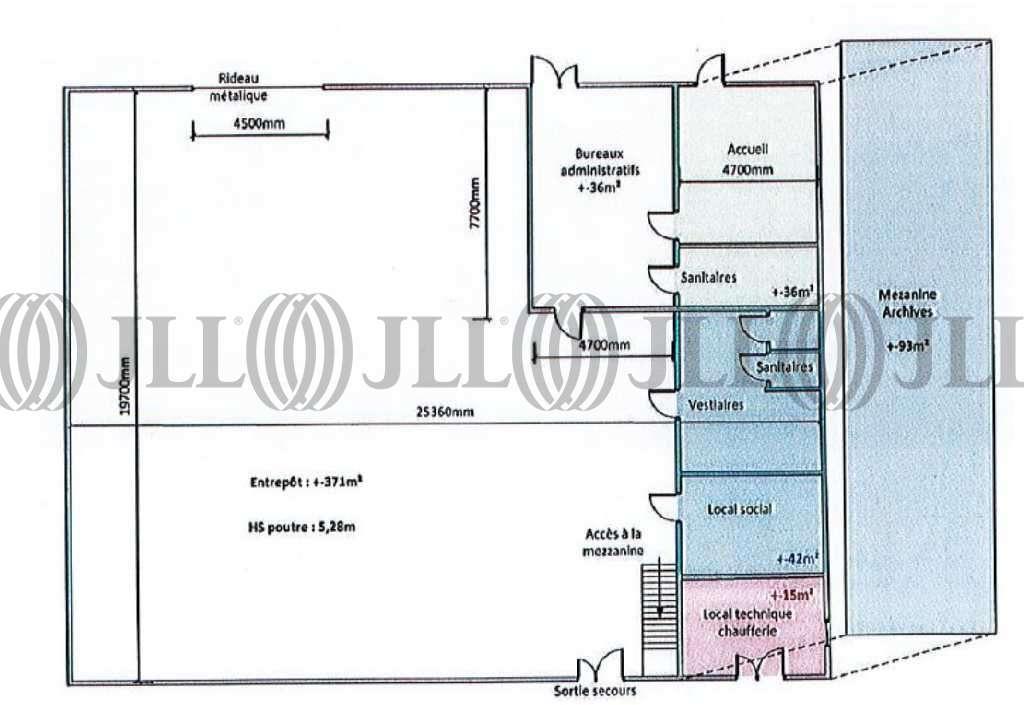 Activités/entrepôt Antony, 92160 - 10 AVENUE FRANCOIS SOMMER - 9664443