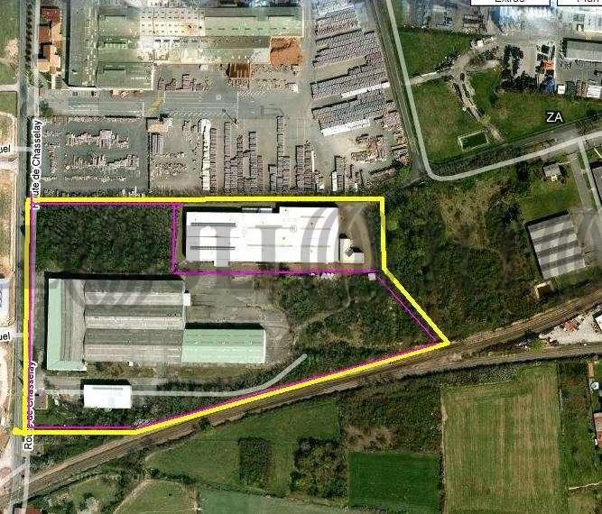 Activités/entrepôt Quincieux, 69650 - Location locaux d'activité Lyon Nord - 9664441