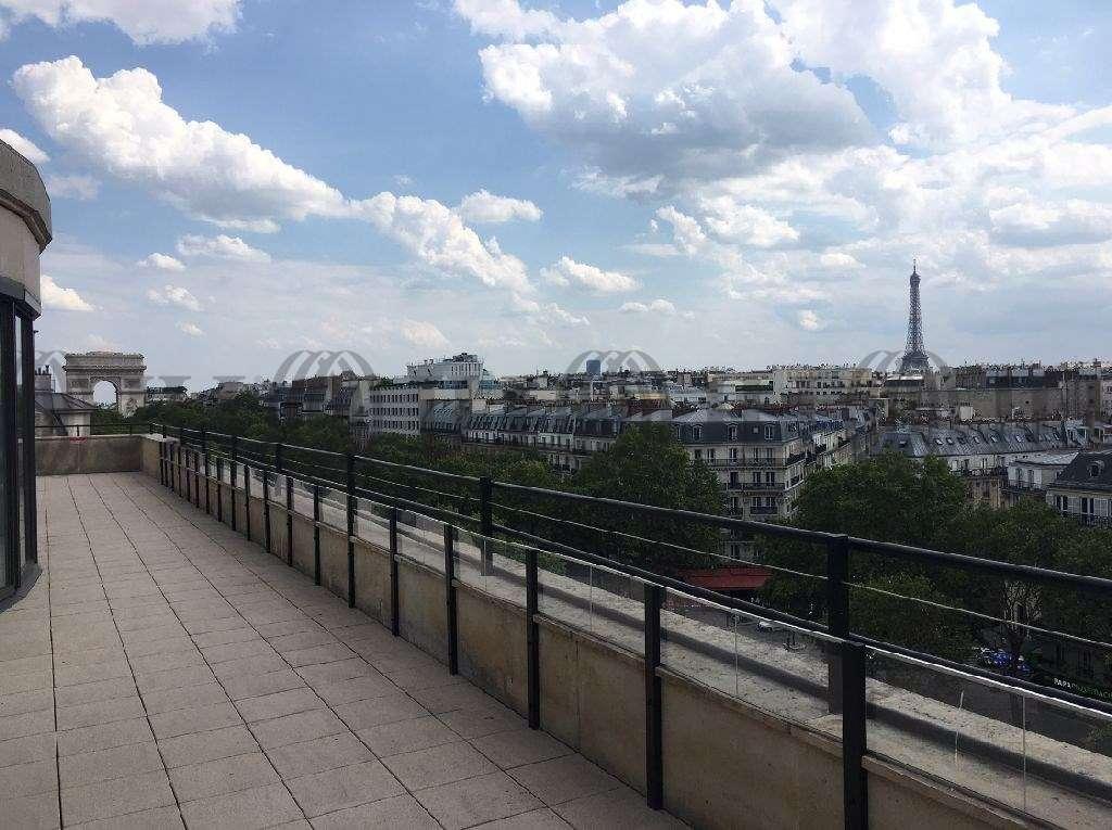 Bureaux Paris, 75017 - 58-60 AVENUE DE LA GRANDE ARMEE - 9733146