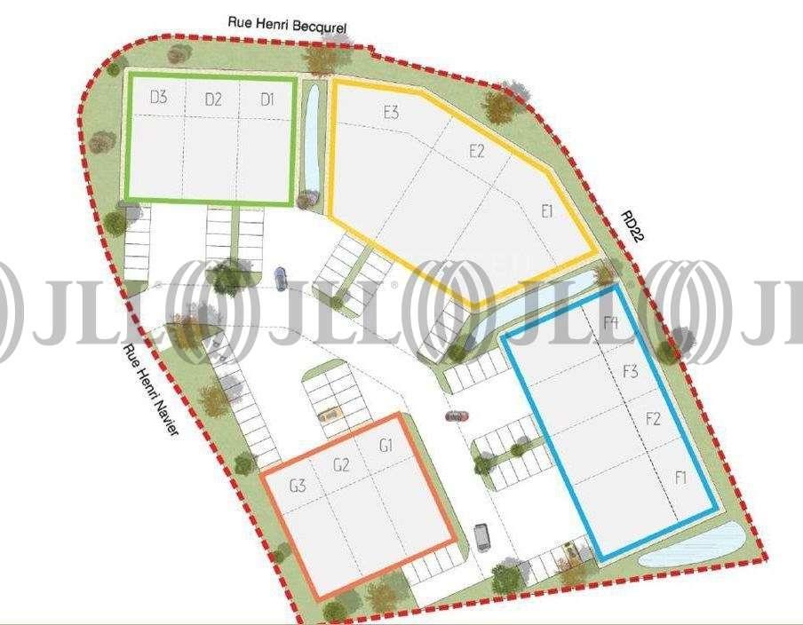 Activités/entrepôt Chanteloup les vignes, 78570 -  RUE HENRI NAVIER - 9733191