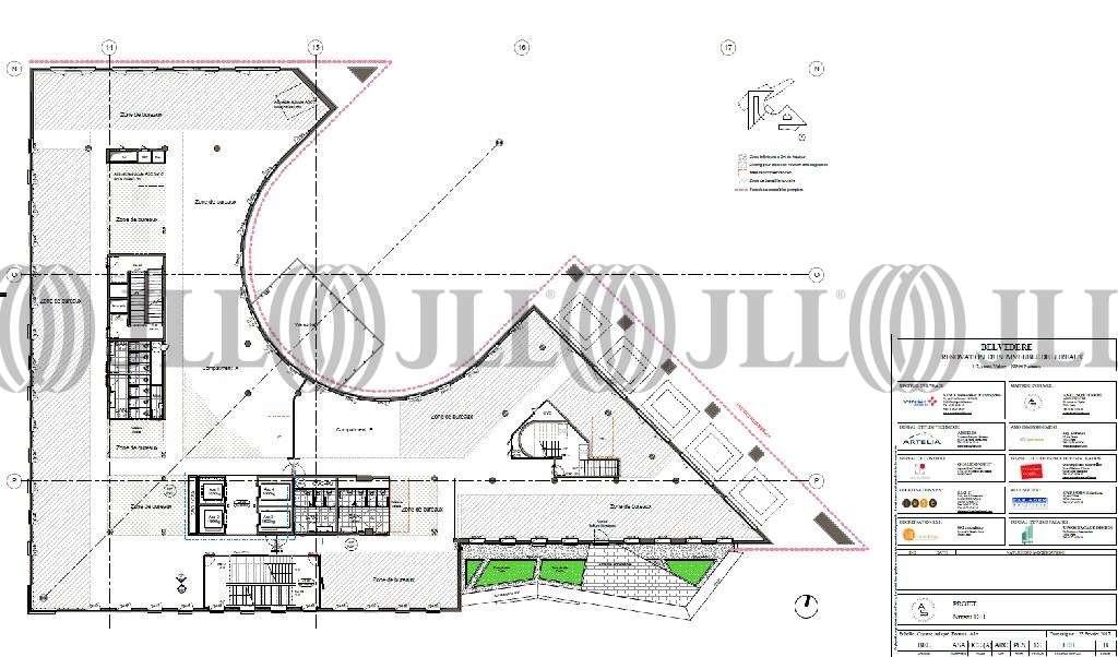 Bureaux Puteaux, 92800 - SPACES BELVEDERE - 9747817