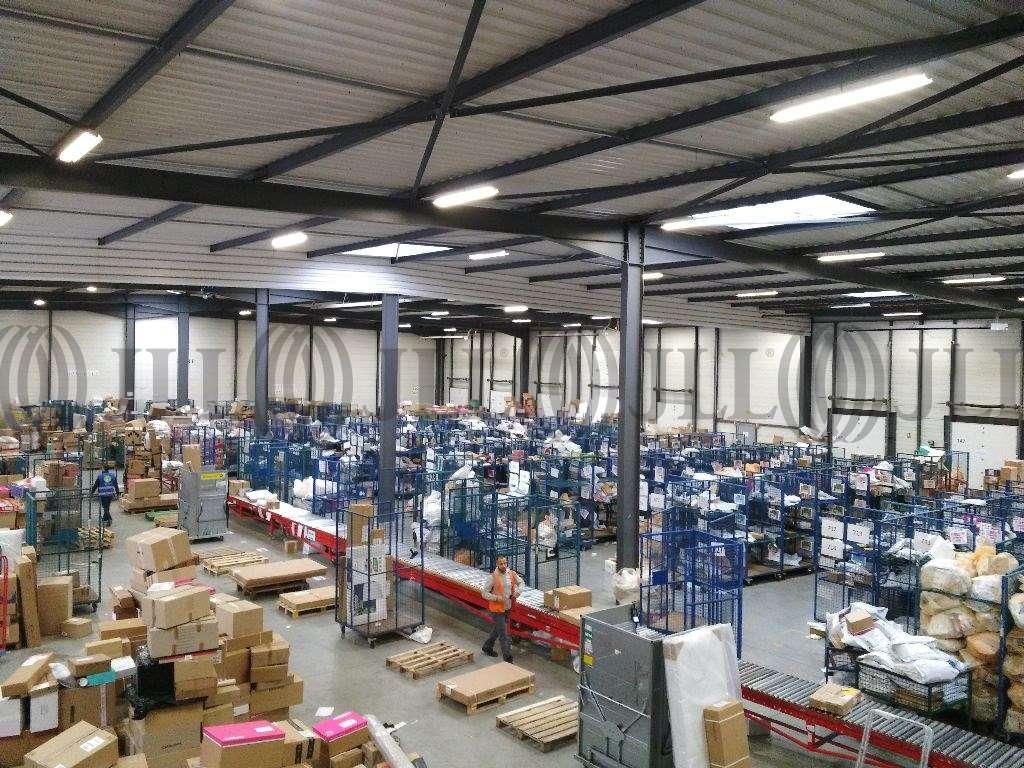 Activités/entrepôt Meyzieu, 69330 - Location entrepot Lyon-Est Meyzieu - 9748880