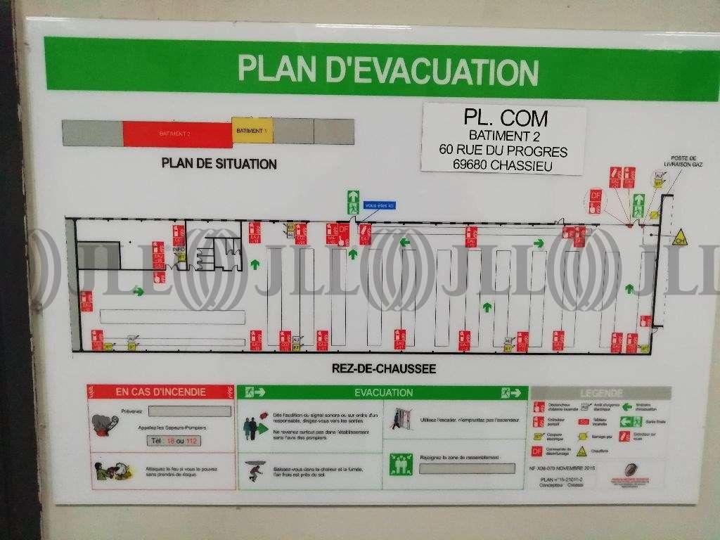 Activités/entrepôt Chassieu, 69680 - Location locaux d'activité Chassieu Lyon - 9761951