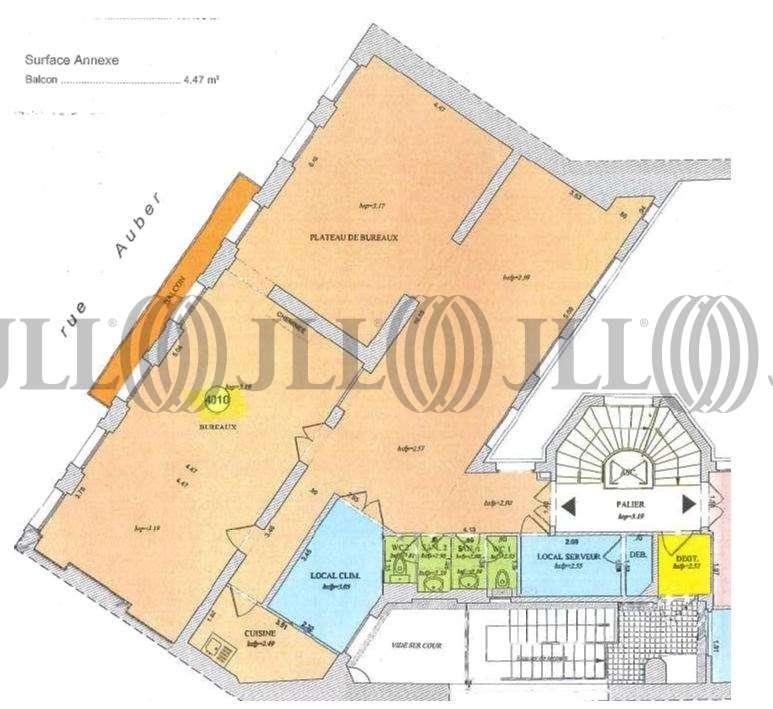 Bureaux Paris, 75009 - 21 RUE AUBER - 9764762