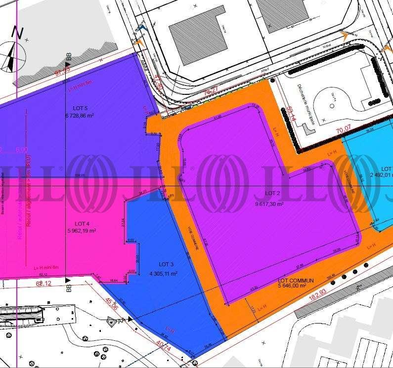 Activités/entrepôt Aulnay sous bois, 93600 -  RUE HENRI BECQUEREL - 9764854