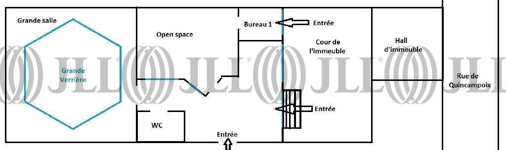 Bureaux Paris, 75004 - 55-57 RUE QUINCAMPOIX - 9767693