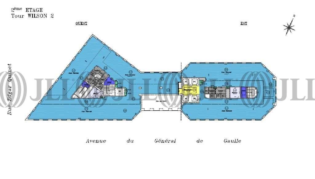 Bureaux Puteaux, 92800 - 70-80 WILSON - 9771603