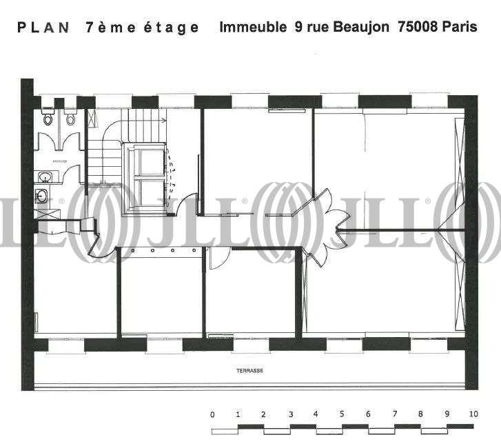 Bureaux Paris, 75008 - 9 RUE BEAUJON - 9773204