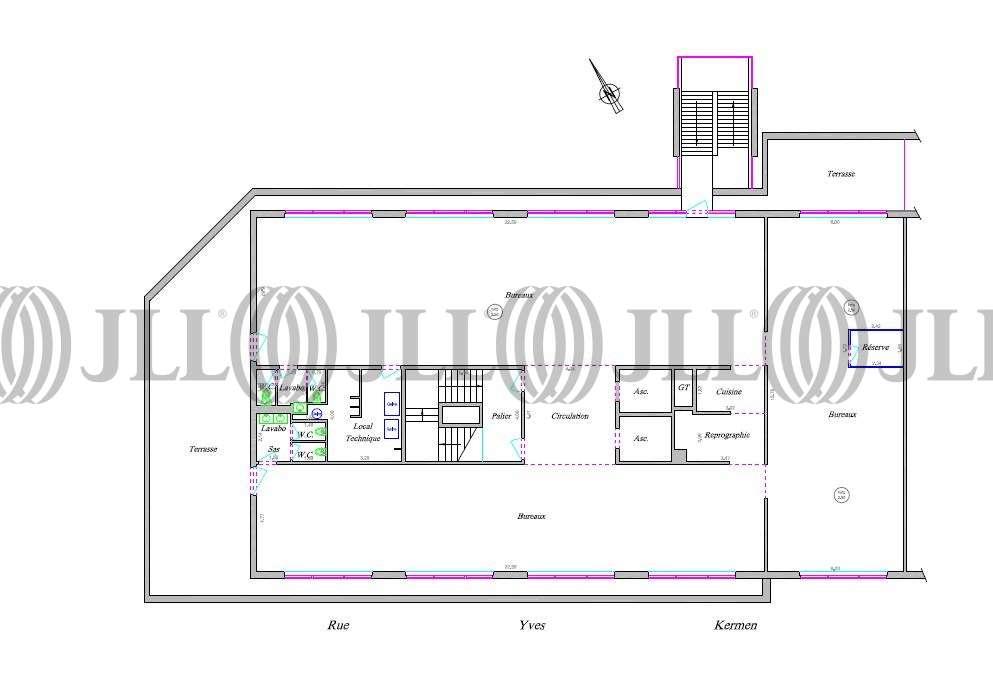 Bureaux Boulogne billancourt, 92100 - 738 RUE YVES KERMEN - 9781046