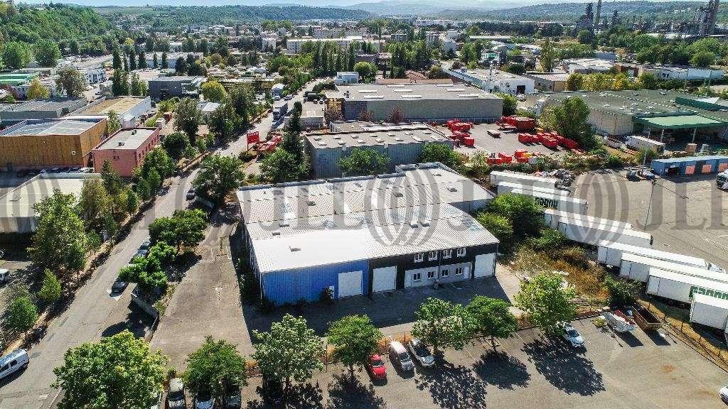 Activités/entrepôt Feyzin, 69320 - Location locaux d'activité Feyzin (Lyon) - 9783522