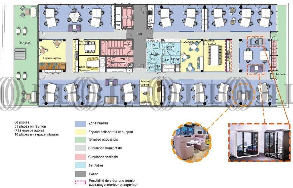 Bureaux Lyon, 69007 - EPURE - 9783784