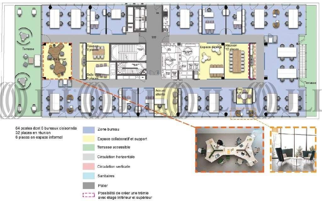 Bureaux Lyon, 69007 - EPURE - 9783785