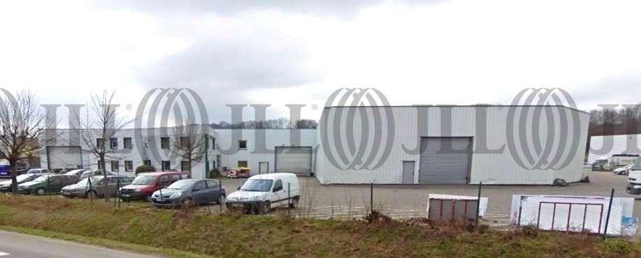 Activités/entrepôt Toussieu, 69780 - Location locaux d'activité Lyon sud - 9783779