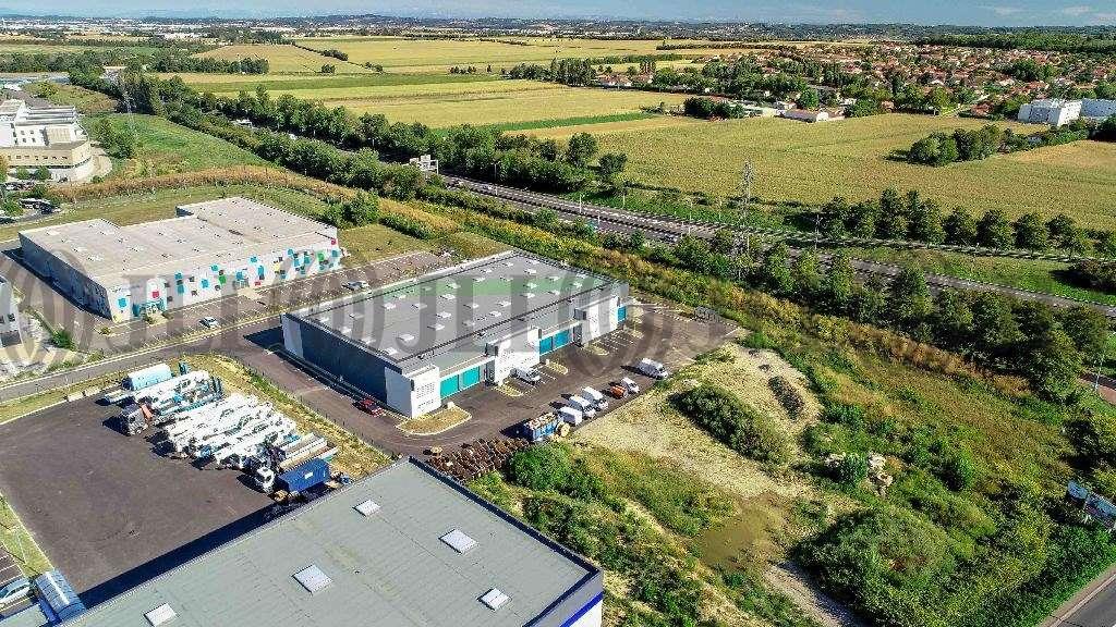 Activités/entrepôt Venissieux, 69200 - Parc Sud Access - Vénissieux - 9784170