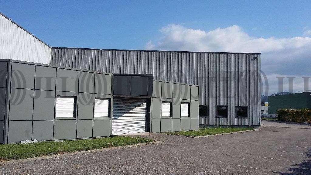 Activités/entrepôt Amberieu en bugey, 01500 - Négoce : achat / location entrepot Ain - 9792059