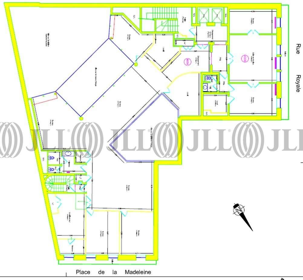 Bureaux Paris, 75008 - 24 RUE ROYALE - 9792151