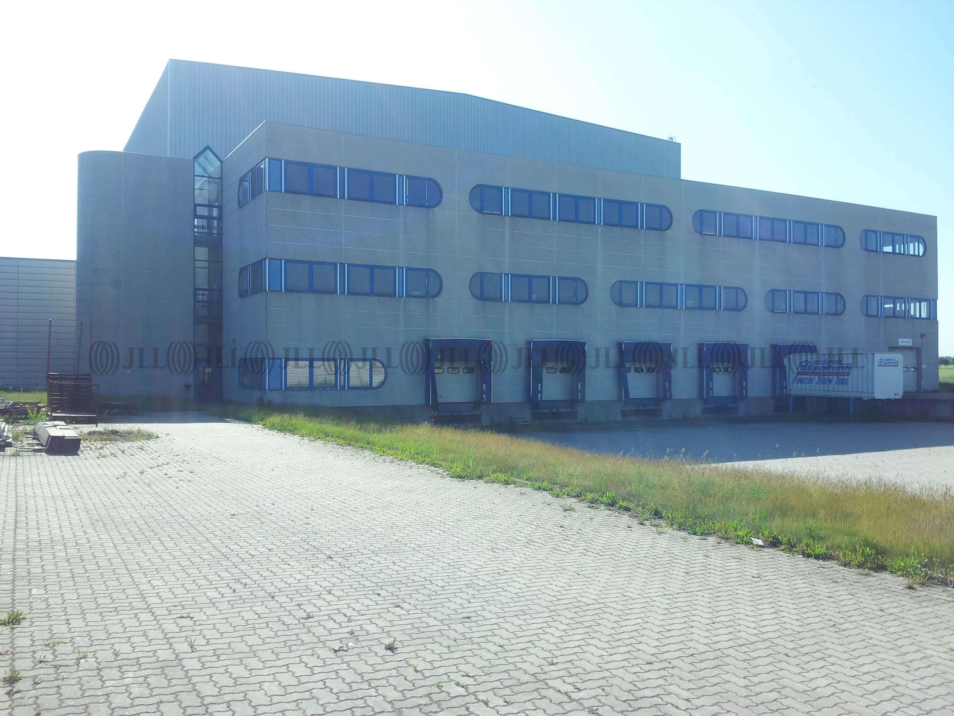 Hallen Bernburg (saale), 06406 - Halle - Bernburg (Saale), Bernburg - B1354 - 9800050