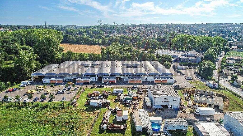 Activités/entrepôt Genay, 69730 - Location locaux d'activité Lyon Nord - 9802477