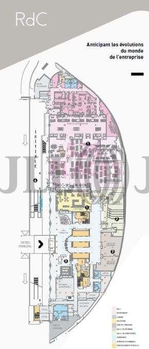 Bureaux Puteaux, 92800 - TOUR INITIALE - 9802506