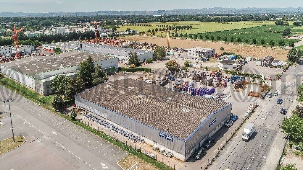 Activités/entrepôt Genay, 69730 - Locaux d'activité à louer - Transporteur - 9802502