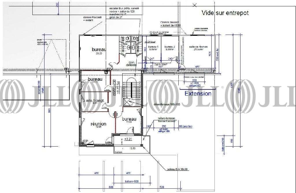 Activités/entrepôt St pierre de chandieu, 69780 - Entrepot à vendre Lyon Sud - Rhône (69) - 9836810