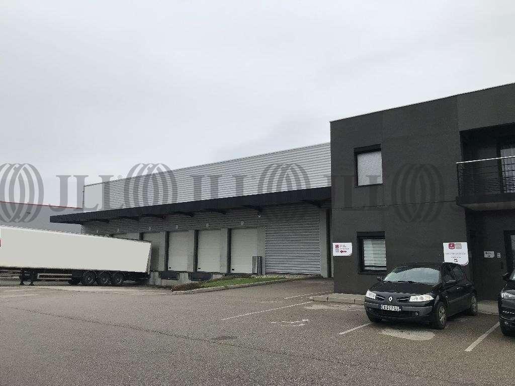 Activités/entrepôt St pierre de chandieu, 69780 - Entrepot à vendre Lyon Sud - Rhône (69) - 9836812