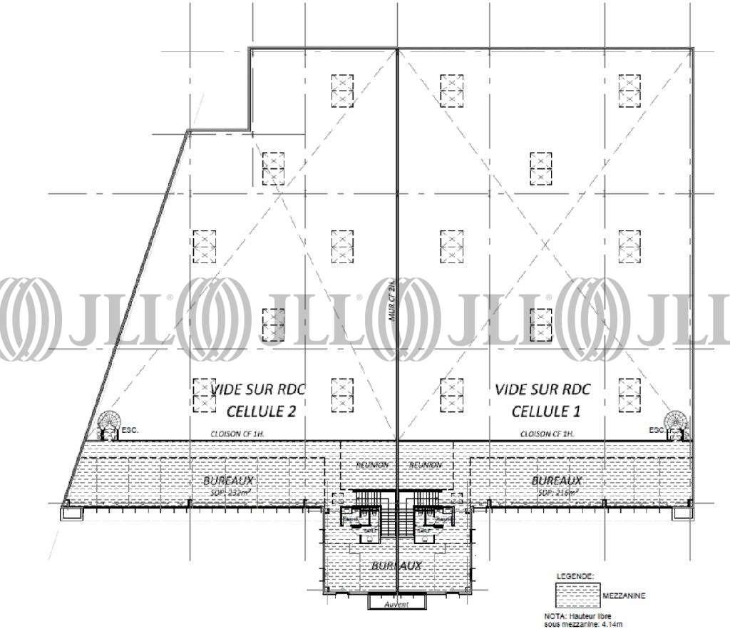 Activités/entrepôt Viry chatillon, 91170 - ZI DU PRESIDENT KENNEDY - 9838974
