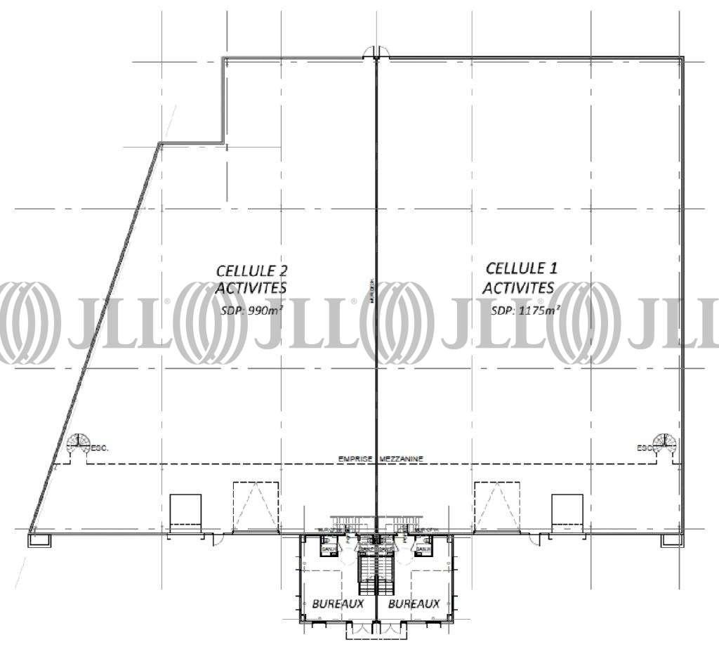 Activités/entrepôt Viry chatillon, 91170 - ZI DU PRESIDENT KENNEDY - 9838973