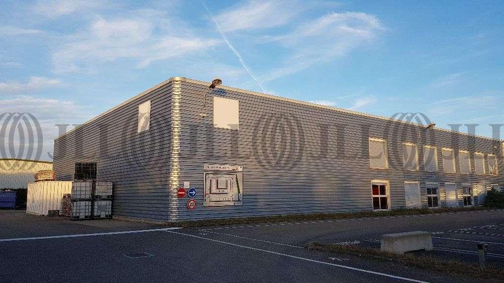 Bureaux Chassieu, 69680 - Location batiment mixte Chassieu - Lyon - 9840788