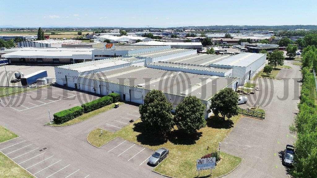 Activités/entrepôt Genas, 69740 - Locaux d'activité à louer Genas - Lyon - 9844202