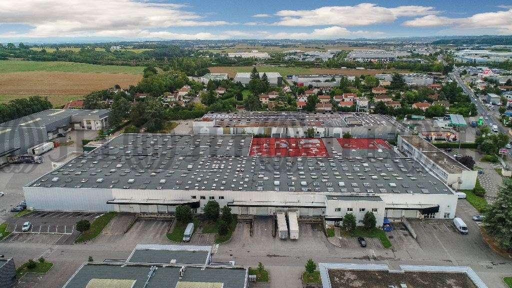 Activités/entrepôt St priest, 69800 - Location entrepot Lyon - Transporteur - 9844217