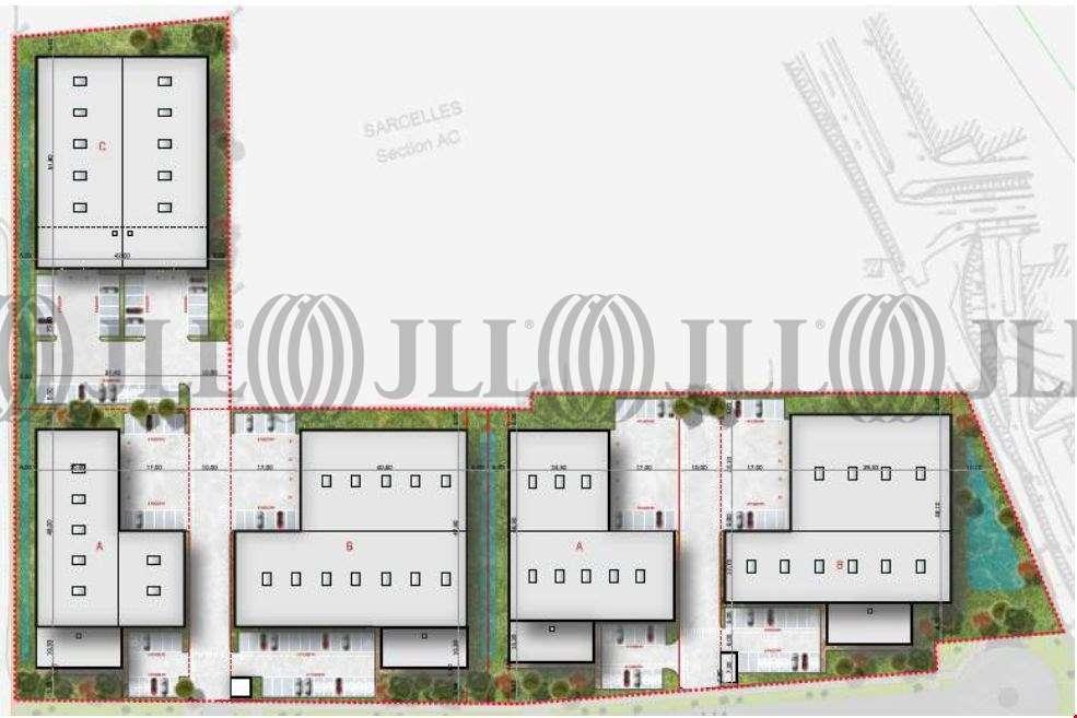 Activités/entrepôt Groslay, 95410 - MONTS DU VAL D'OISE - 9845753