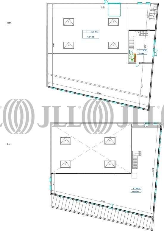 Activités/entrepôt Tremblay en france, 93290 - AEROLIANS BUSINESS CLUSTER - BAT C8 - 9845787