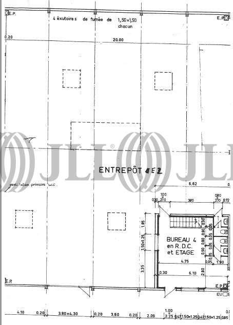 Activités/entrepôt Decines charpieu, 69150 - Parc Wilson - Location Décines-Charpieu - 9848214