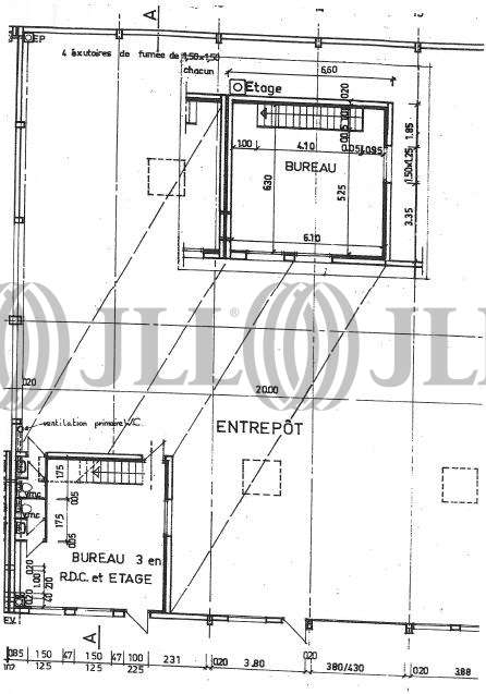 Activités/entrepôt Decines charpieu, 69150 - Parc Wilson - Location Décines-Charpieu - 9848215