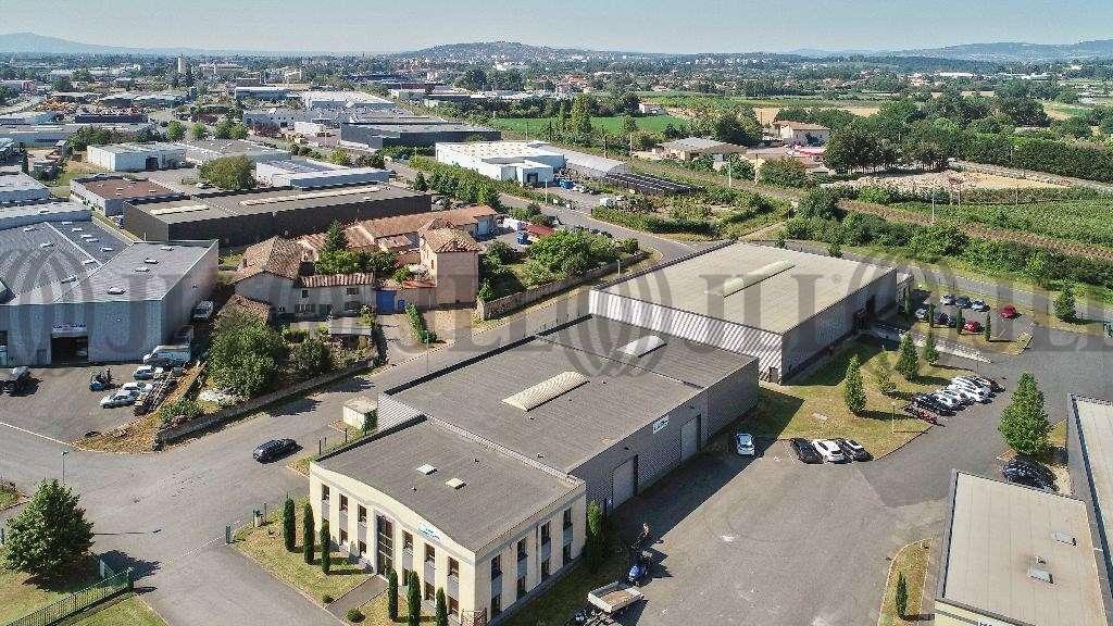 Activités/entrepôt Arnas, 69400 - Location locaux d'activité Lyon Nord - 9862402