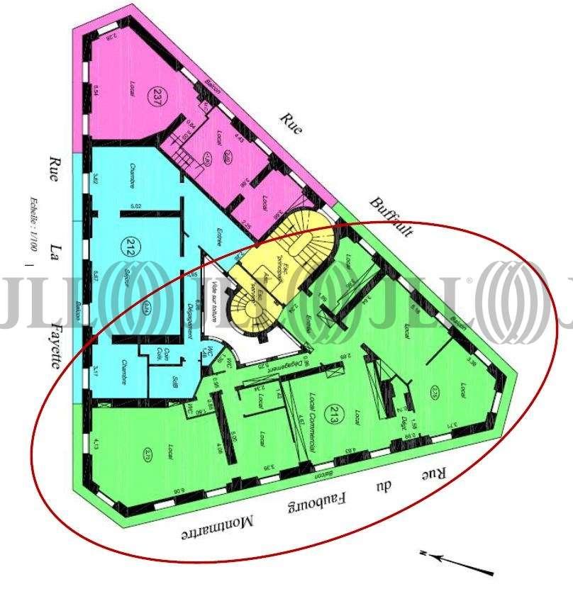 Bureaux Paris, 75009 - 52 RUE LA FAYETTE - 9862410